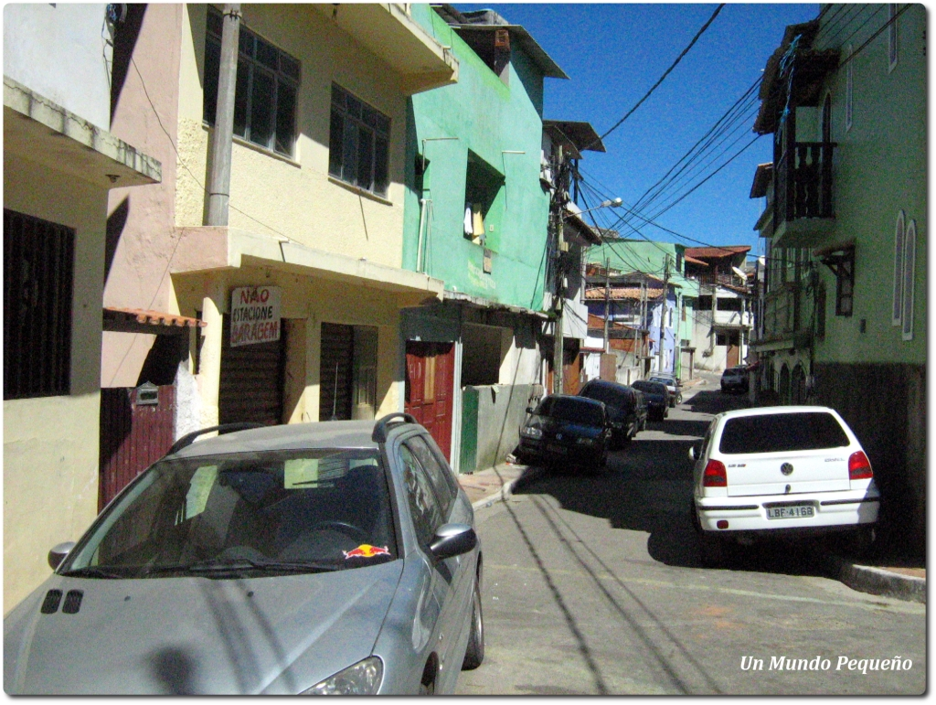 Calle Arraial do Cabo Brasil