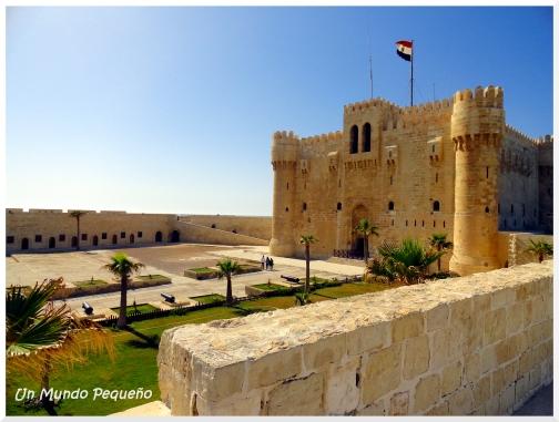 Fortaleza Qaitbey Alejandría