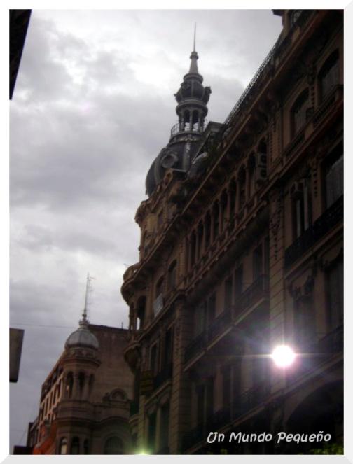 Caminando por las calles de Rosario