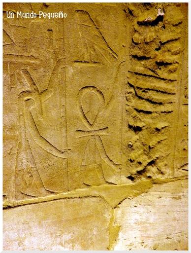 Simbología egipcia la llava de la vida