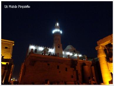 Templo de Luxor Mezquita Abu-el-Aggag