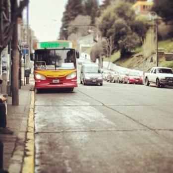 Bus 60 Bariloche
