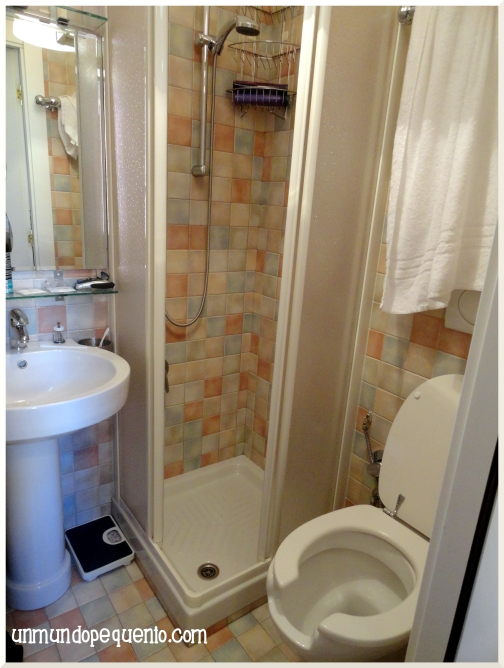 Residence Candia Toilette