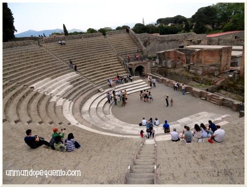 Teatro Grande Pompeya